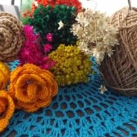 Crochet Fantasy Stitch - Ideas